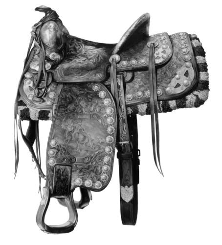Marshall Harris Wins 2013 Hunting Art Prize