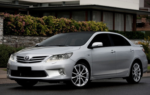 Drive TORO! Amazing deal on new 2013 Toyota Corolla happening now.  (PRNewsFoto/Toyota of River Oaks)