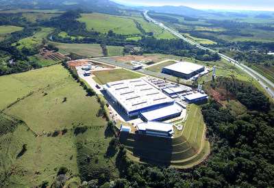 BorgWarner's production facility and engineering center in Itatiba City, Brazil, recently received Leadership in Energy and Environmental Design (LEED) certification. It is one of several BorgWarner facilities around the globe to achieve this prestigious certification. (PRNewsFoto/BorgWarner Inc.)
