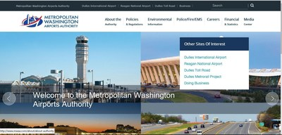 eKuber Successfully Supports Launch of New Dulles and Reagan Airport Website - MWAA.com
