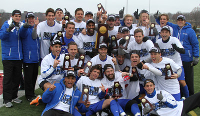 Lynn's 2014 Fighting Knights men's soccer team achieved the university's 23rd national title.