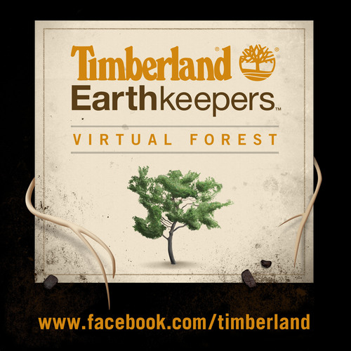 Timberland Commits Five Million Trees in Five Years to Help Solve Critical Issues in High-Risk