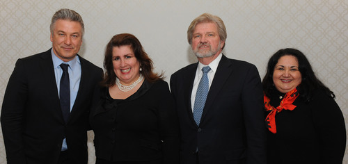 "Ovation announces ""Stand For The Arts initiative at the Americans for the Arts Action Fun reception held ..."