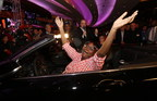 Maryland Live! Casino Owner David Cordish Celebrates The New Year With Lavish Parade And Spontaneous BMW Giveaway On The Casino Floor