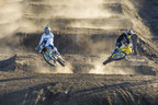 Brothers Malcolm and James Stewart race head-to-head at Red Bull Straight Rhythm