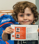 Save the Children recommends all families complete three basic prep steps this National Preparedness Month, including making an ICE contact card for each child. Credit: Save the Children