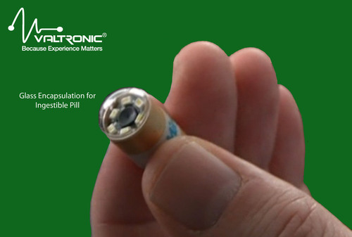 Valtronic Introduces Glass Encapsulation for Active Implants
