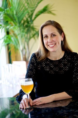 Kristi McGuire, founder and master brewer, High Heel Brewing.