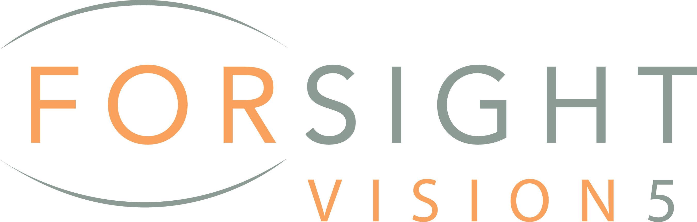 ForSight VISION5 logo (PRNewsFoto/ForSight VISION5) (PRNewsFoto/ForSight VISION5)
