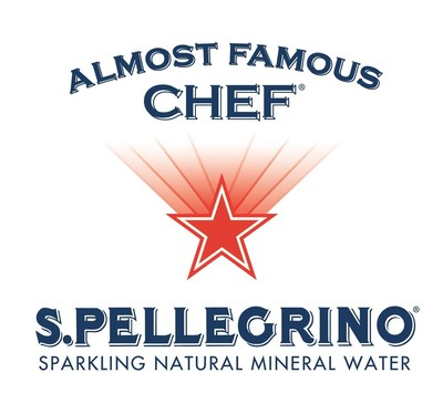 S.Pellegrino(R) Sparkling Natural Mineral Water Almost Famous Chef