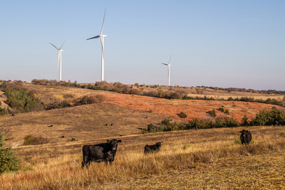 Jointly owned by Sempra U.S. Gas & Power and Consolidated Edison Development, the 75-MW Broken Bow II wind farm generates enough renewable energy to power about 30,000 Nebraska homes.