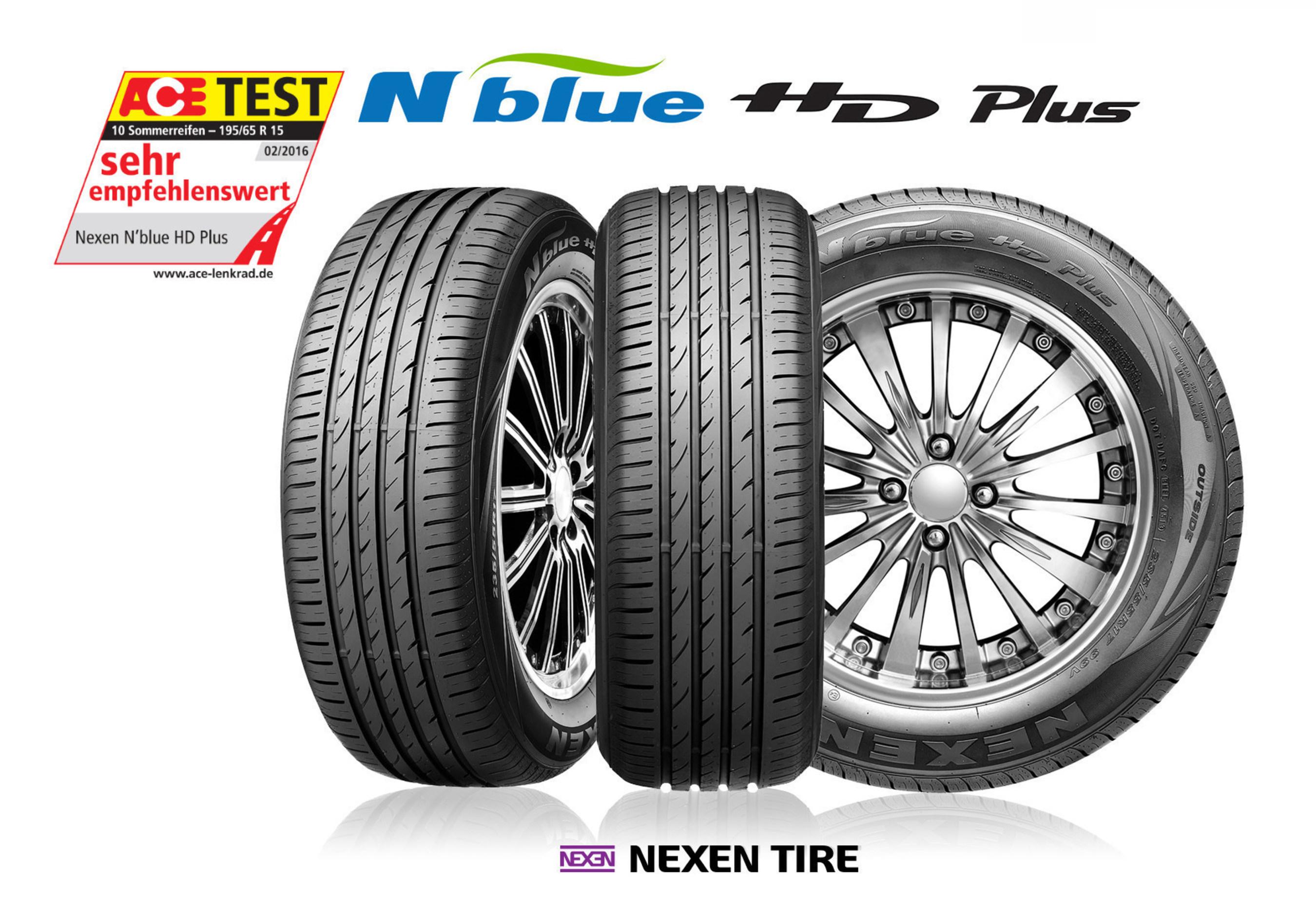 Nexen Tire est classé premier en termes de performances par ACE Lenkrad