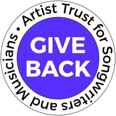 Give Back: Artist Trust for Songwriters and Musicians. (PRNewsFoto/Qtrax) (PRNewsFoto/Qtrax)