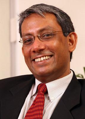 Ravi Venkatesan Joins The Rockefeller Foundation Board of Trustees (PRNewsFoto/The Rockefeller Foundation)