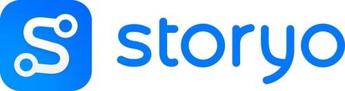 storyo logo (PRNewsFoto/Storymatik Software, Sa)