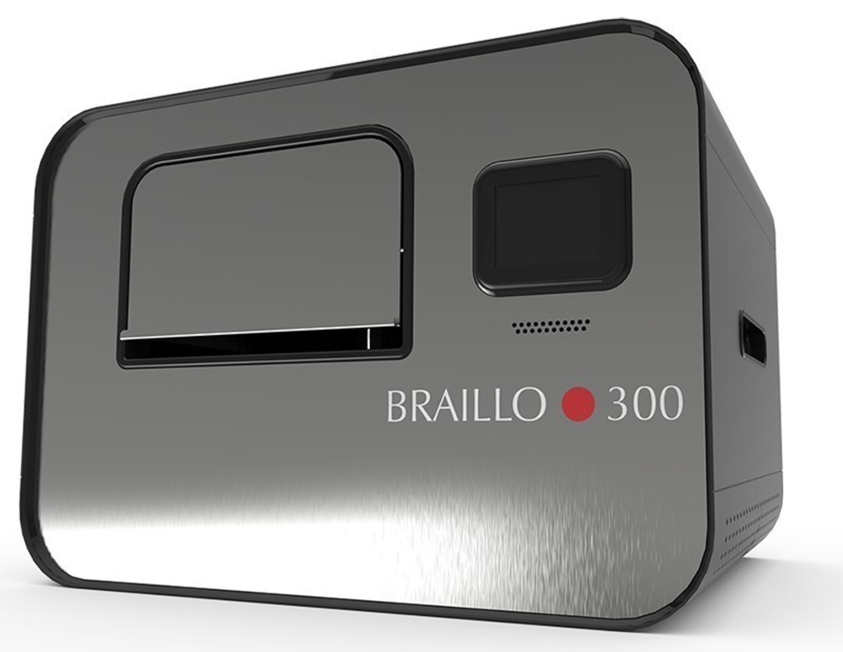 Braillo Norway Introduces Newly Redesigned Braillo 300 Braille Printer