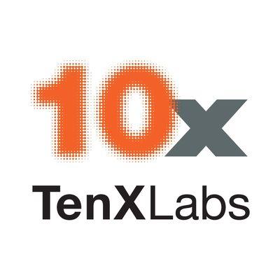 TenXLabs Logo (PRNewsFoto/TenXLabs)