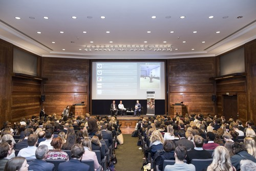 The Gorkana media briefing with BBC Radio 4's Today programme was held at the Royal Institute of British Architects in central London (PRNewsFoto/Gorkana)