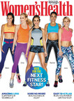 Women's Health July/August Flip-Cover with Next Fitness Star Finalists 2015