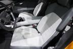 Alcantara Is In The Spotlight At Detroit Auto Show