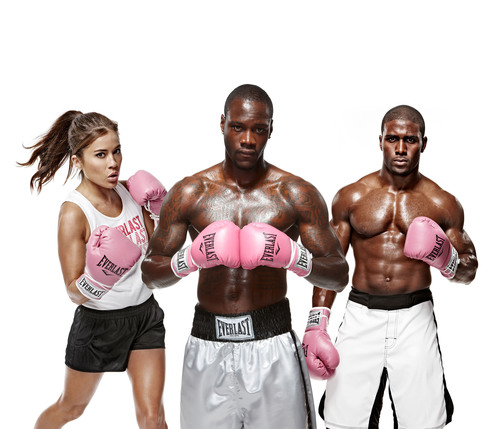 EVERLAST LAUNCHES MULTI-TIERED MARKETING CAMPAIGN TO SUPPORT BREAST CANCER RESEARCH.  (PRNewsFoto/Everlast ...