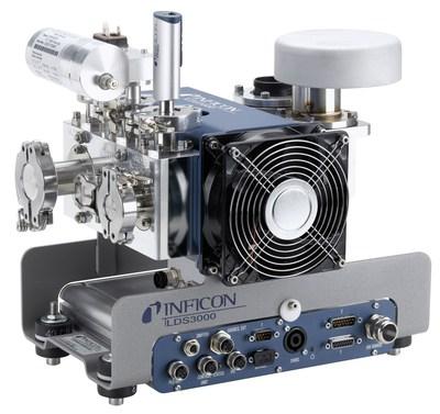 INFICON LDS3000 Helium-Hydrogen Leak Detector