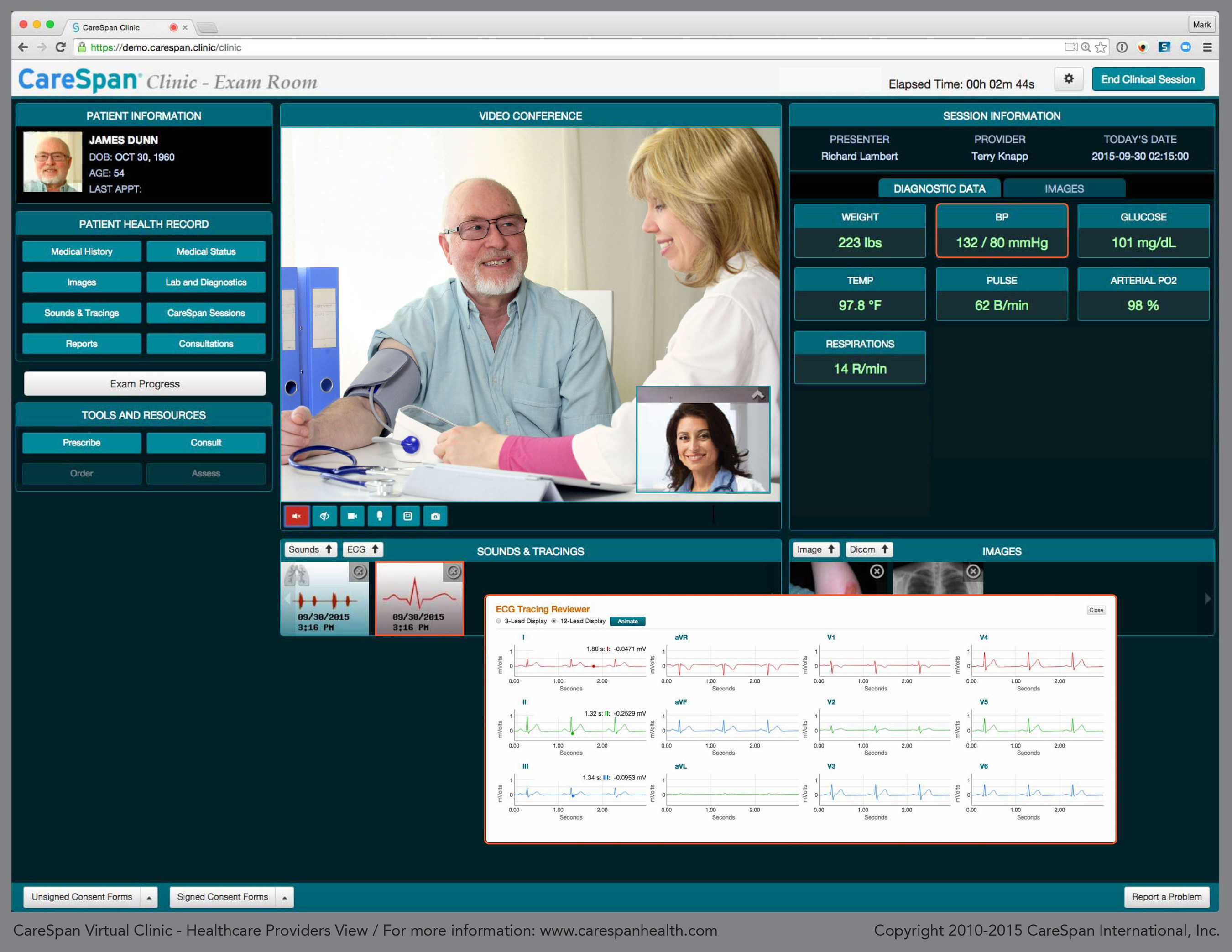 CareSpan and Lamprey Networks Deliver the First Online Virtual Clinic That Meets the Standards of