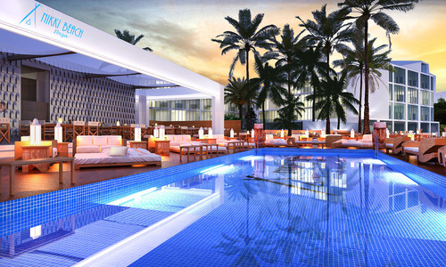 NIKKI BEACH Worldwide to expand its presence in Europe with the Summer 2013 Grand Opening of Nikki Beach Ibiza.  (PRNewsFoto/Nikki Beach)