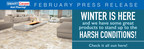 Winter weather demands durable flooring, and SMART Carpet and Flooring offers expert recommendations.