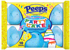 Express your PEEPSONALITY(R) with PEEPS(R) including new Party Cake flavored chick.  (PRNewsFoto/Just Born)