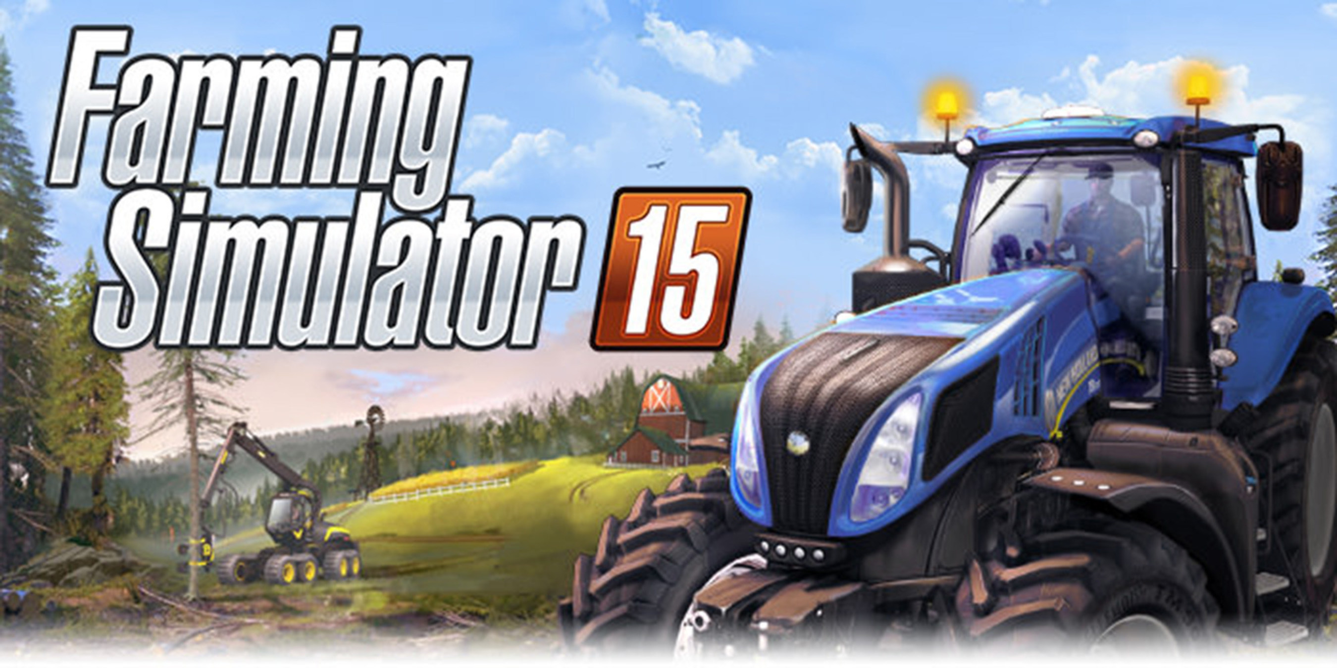 Farming Simulator 15 on Consoles: The Multiplayer Trailer