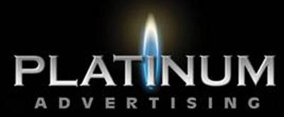 Platinum Advertising Logo.  (PRNewsFoto/Platinum Advertising, LLC)