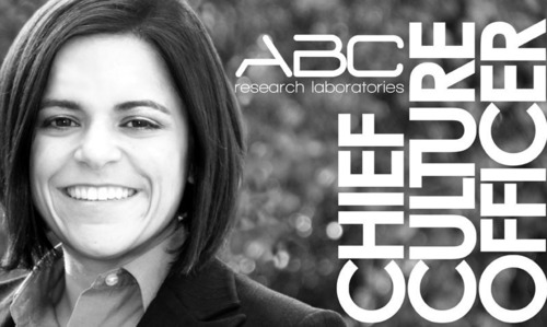Janelle Peele is the Chief Culture Officer at ABC Research Laboratories. For the past eight years, Janelle has held several positions in different departments at ABC Research including the product performance and quality assurance departments before ...