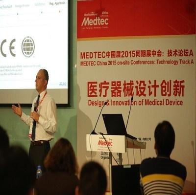 Medtec China 2015