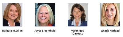 Newly elected and returning volunteer Directors to PDA's Board