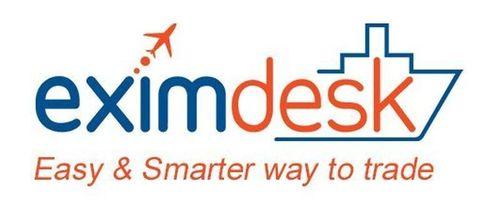 Eximdesk Logo (PRNewsFoto/FrontalRain Technology)