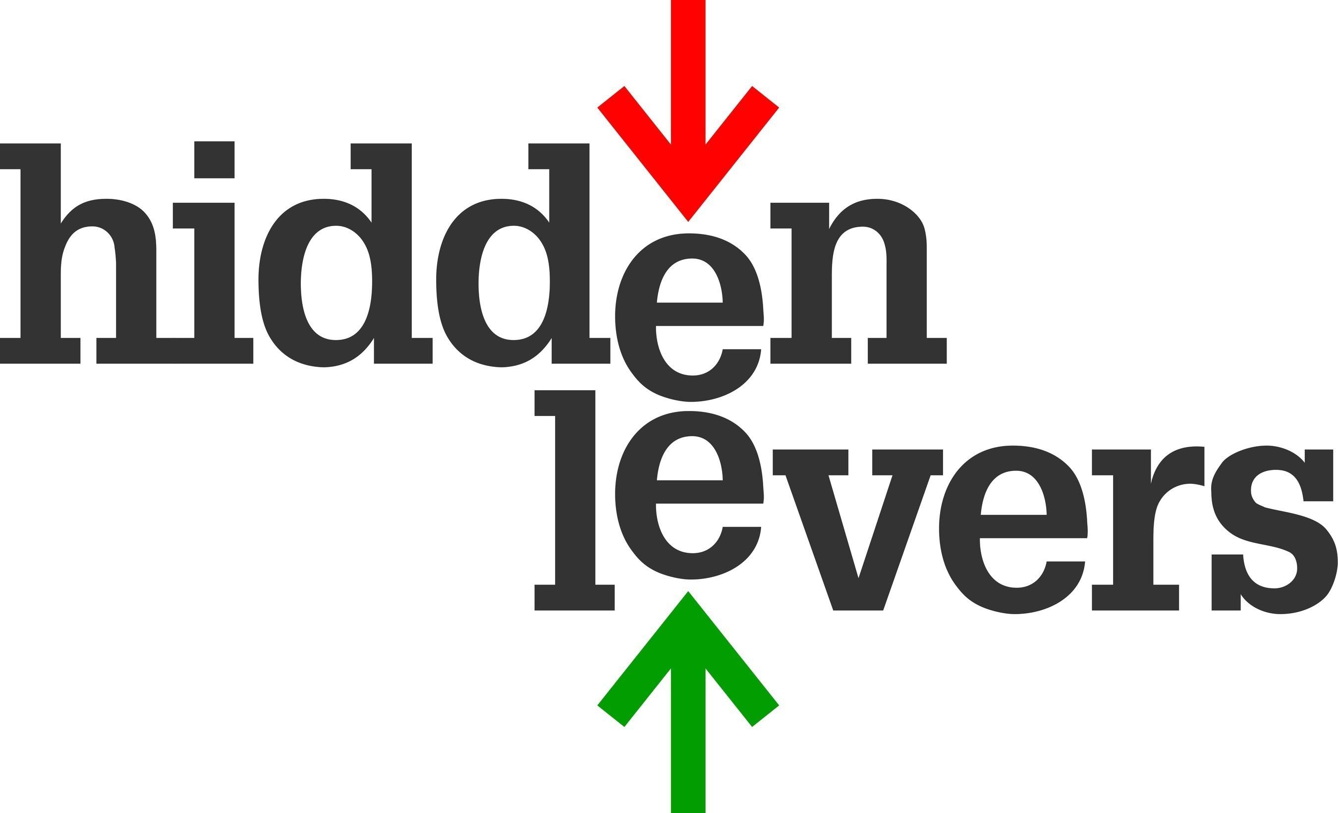 Hidden Levers