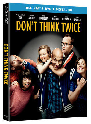 From Universal Pictures Home Entertainment: Don't Think Twice (PRNewsFoto/Universal Pictures Home Enterta)