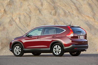 Honda and Sprinkles Bake Up Sweet CR-V Marketing Program.  (PRNewsFoto/American Honda)