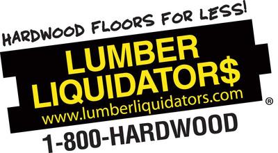 Lumber Liquidators. (PRNewsFoto/Lumber Liquidators, Inc.) (PRNewsFoto/Lumber Liquidators_ Inc_)