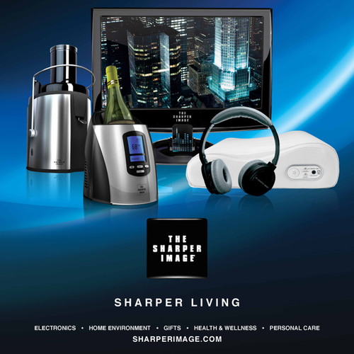 The Sharper Image® Unveils Its Fall Marketing Strategy