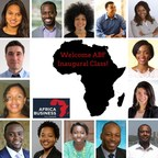 Welcome Africa Business Fellowship Inaugural Class