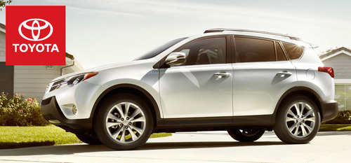 Learn why the Rav4 remains one of the top SUVs on the market.  (PRNewsFoto/Allan Nott Toyota)