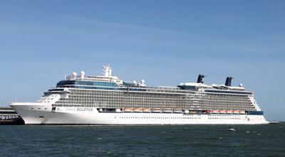 Celebrity Solstice (PRNewsFoto/Celebrity Cruises)