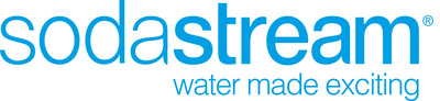 SodaStream Logo.  (PRNewsFoto/SodaStream International Ltd.)