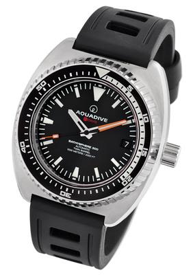 Aquadive Model 51. (PRNewsFoto/Aquadive Watches) (PRNewsFoto/AQUADIVE WATCHES)