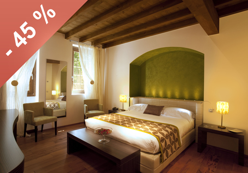 Late-Summer-Special: SpaDreams offers the TI SANA Detox Retreat & Spa*****+ in Italy for 45% less. More discounts up to 55% on www.spadreams.com The picture can only be used in connection with SpaDreams and the Hotel. Distribution to third parties is not permitted. (PRNewsFoto/FIT Gesellschaft fr gesundes)