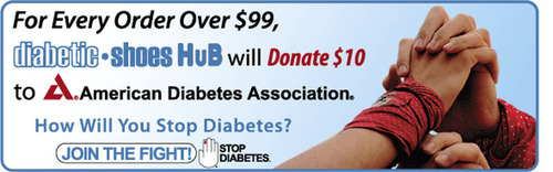 Diabetic Shoes HuB Supports American Diabetes Month & the American Diabetes Association