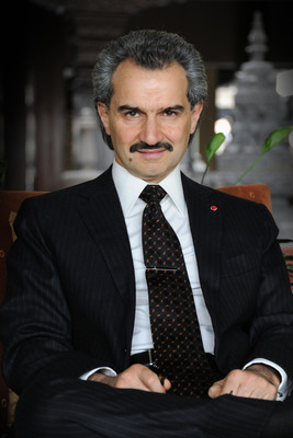 Prince Alwaleed Bin Talal & Kingdom Holding Company Make a $300 Million Investment in Twitter.  (PRNewsFoto/Kingdom Holding Company)