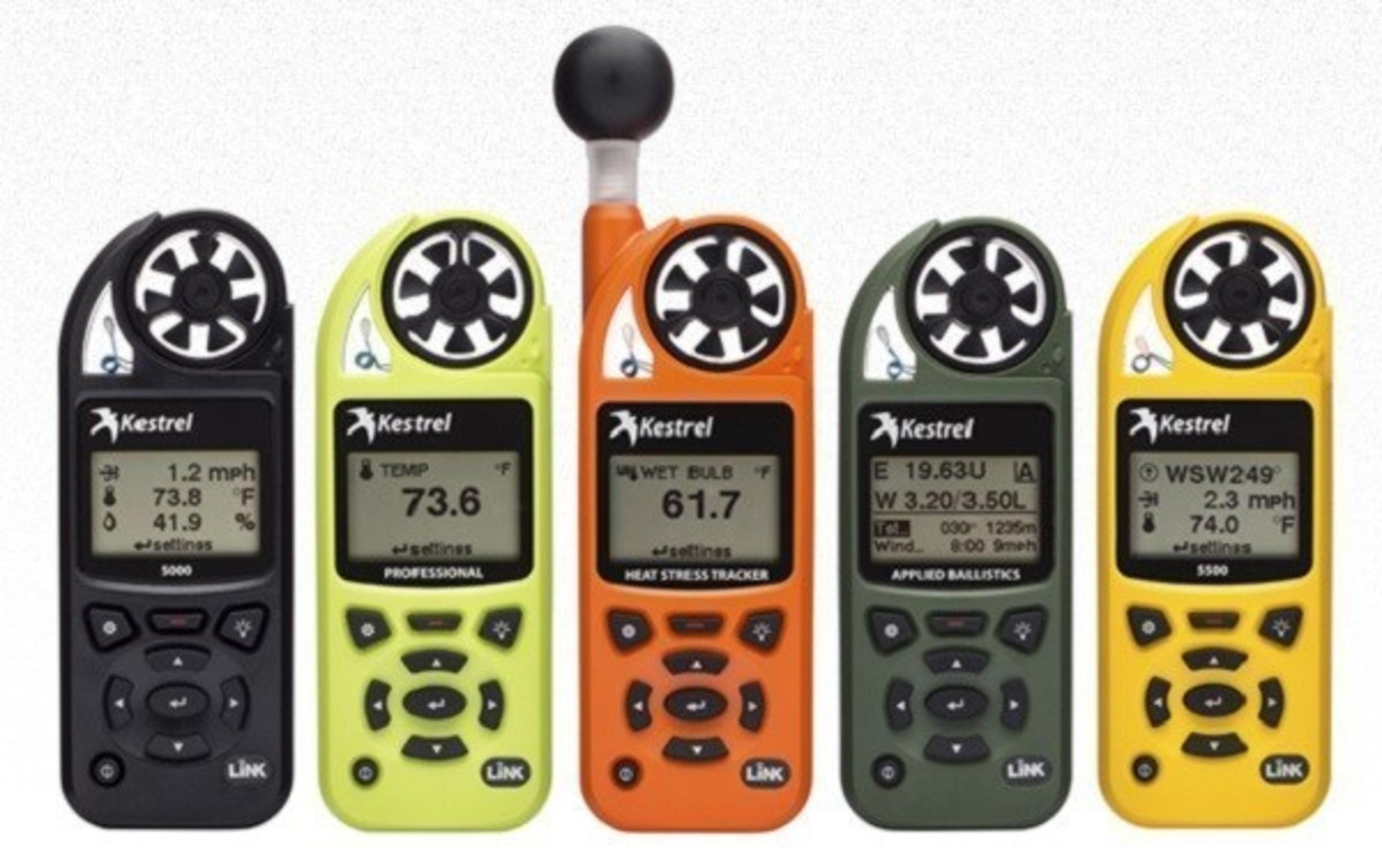 Nielsen-Kellerman Introduces New Kestrel 5 Series
